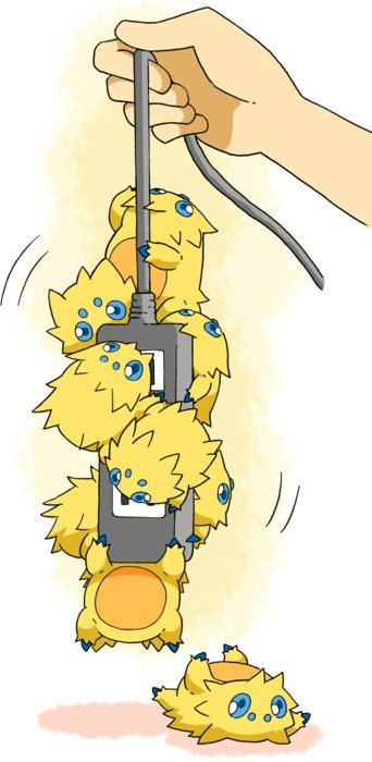 Fan Art joltik - 8468861184