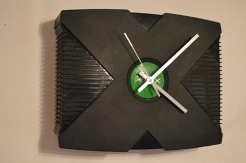 clocks,xbox