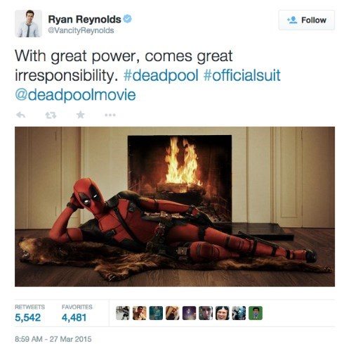 superheroes-deadpool-marvel-ryan-reynolds-tweet-first-look