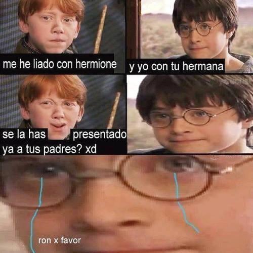 Ron por favor