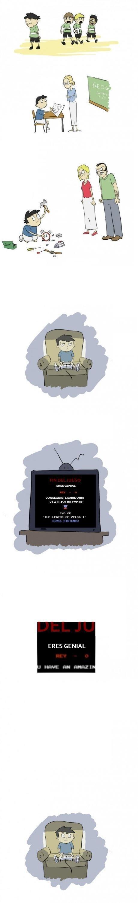videojuegos y tu