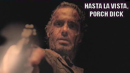 hasta la vista killer Rick Grimes - 8470475008