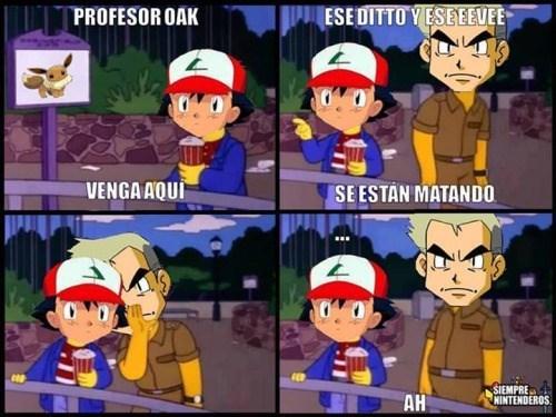 Así se hacen los pokemons