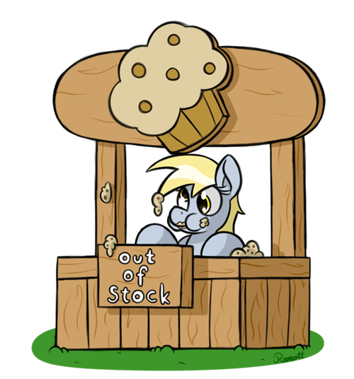 my-little-brony-derpy-hooves-muffin-eater