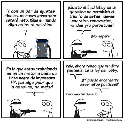Crimen cientifico