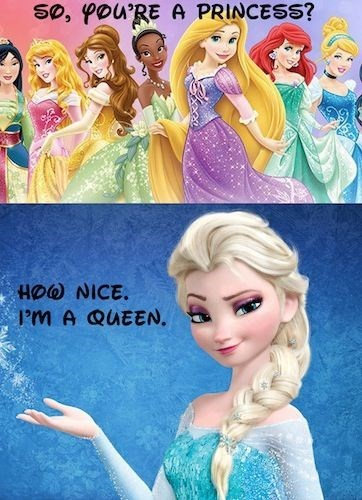 disney memes princesses queen elsa