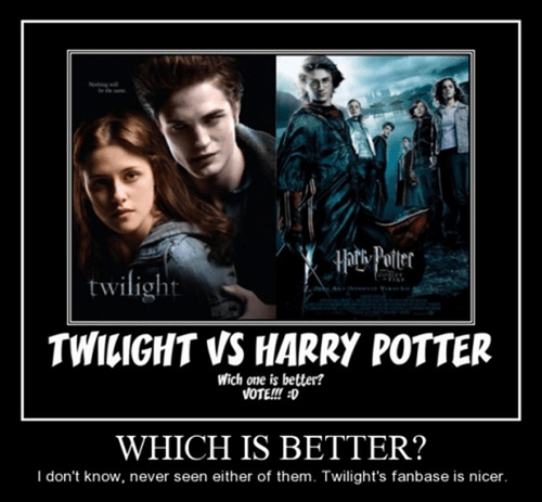 Harry Potter,twilight,funny