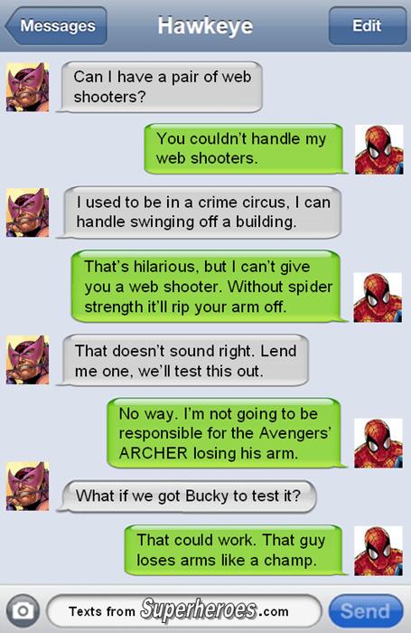 superheroes-spiderman-marvel-bucky-barnes-hawkeye-web-shooter