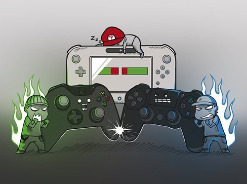 Console Wars These Days