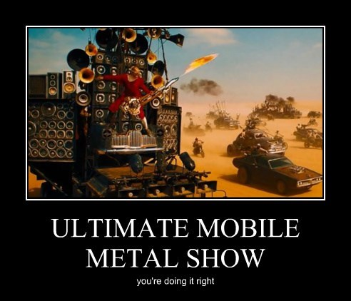 ULTIMATE MOBILE METAL SHOW