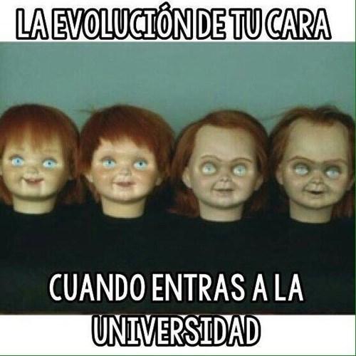 evolucion educativa