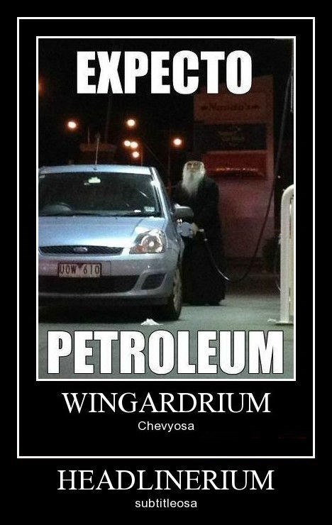 Harry Potter cars wizard funny