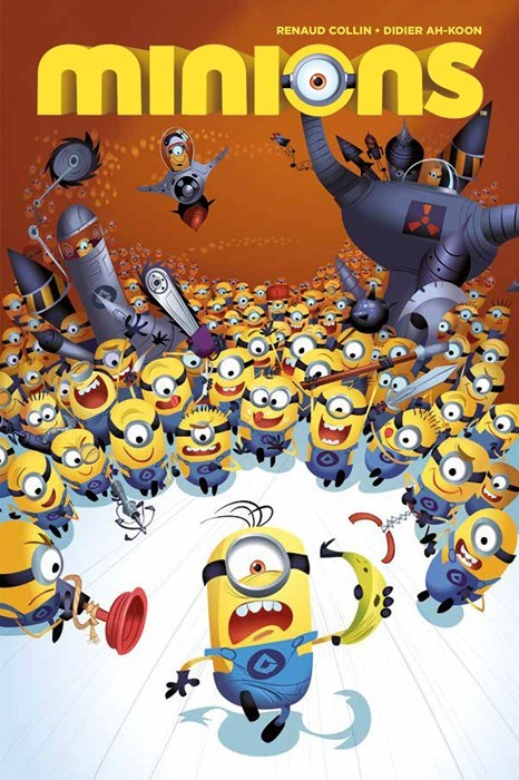 cartoon memes news despicable me minion comics