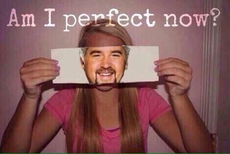 Barbie Guy Fieri am i perfect now - 8472237056