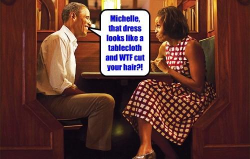 Democrat barack obama Michelle Obama - 8472353024