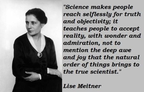 a truly brilliant woman