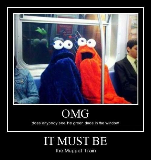 funny Movie manhattan muppets - 8472377088