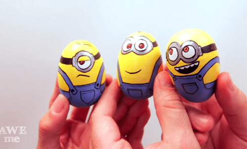 minions easter egg