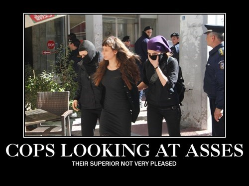 cops booty sexy times funny - 8472755968