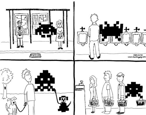 funny-web-comics-personal-space-invaders