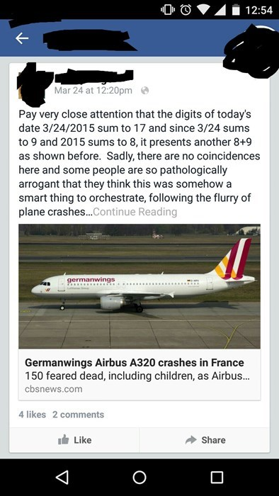funny-facebook-pic-conspiracy-plane-crash-math