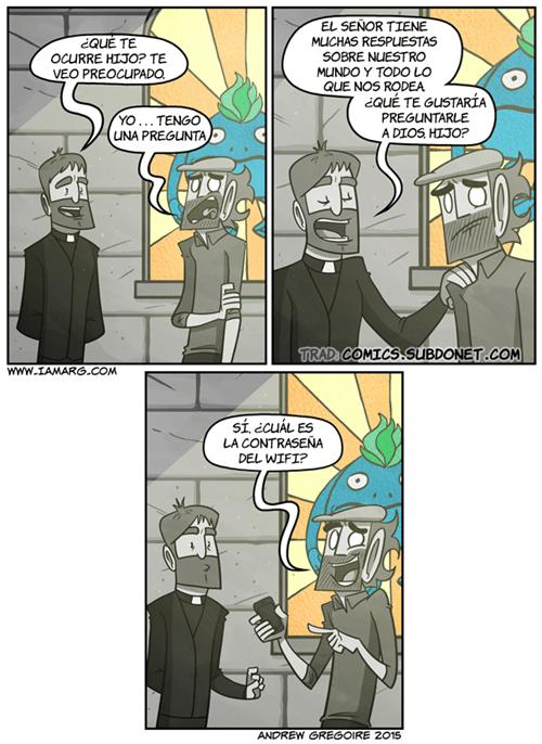 problemas de iglesia