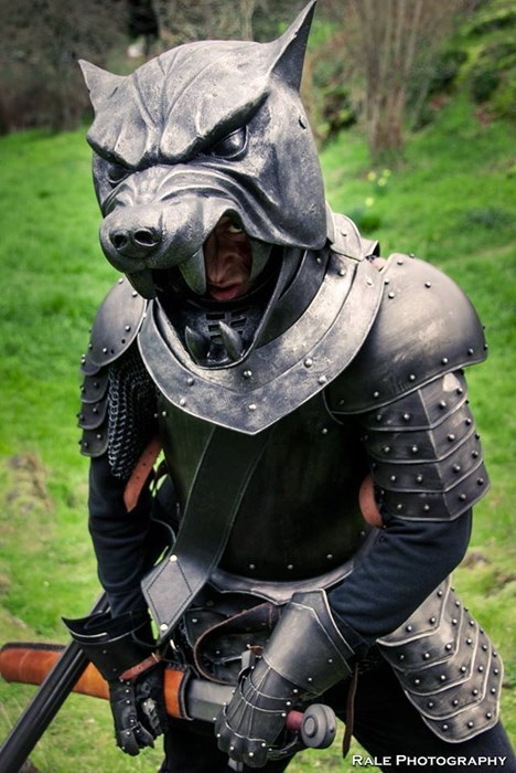 game of thrones memes amazing hound cosplay