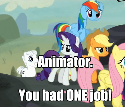 animation error rainbow dash - 8474250752