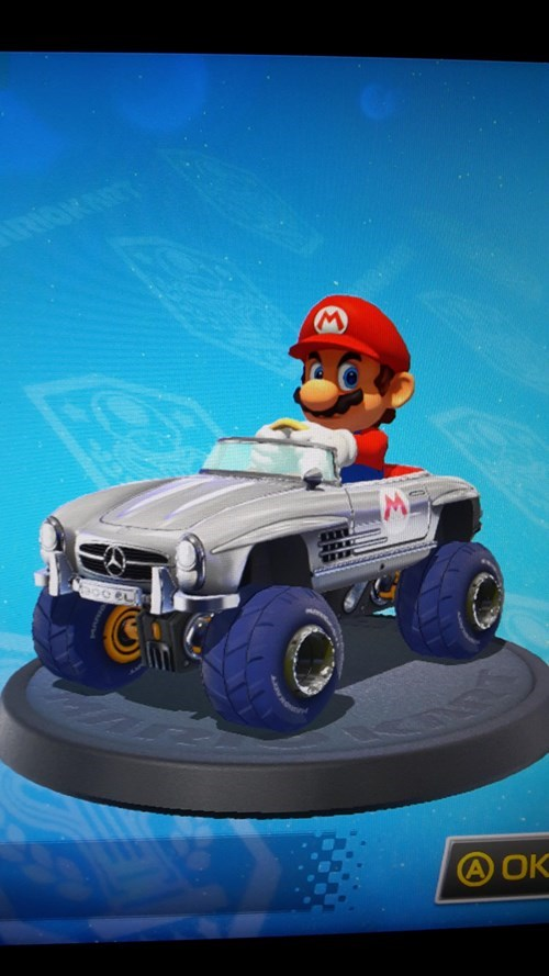 Mario Gets Muricafied