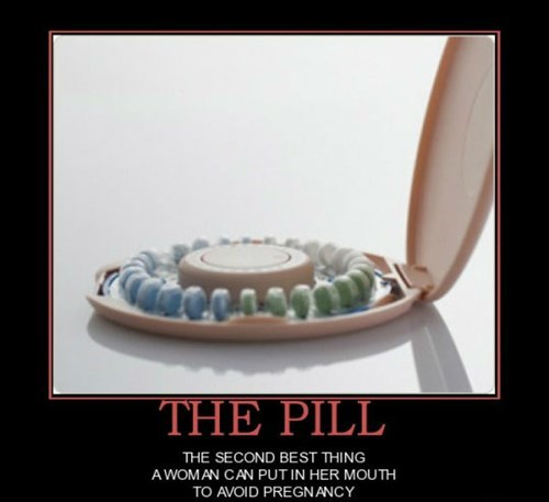 contraception funny pill pregnancy