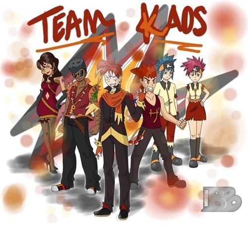 team kaos