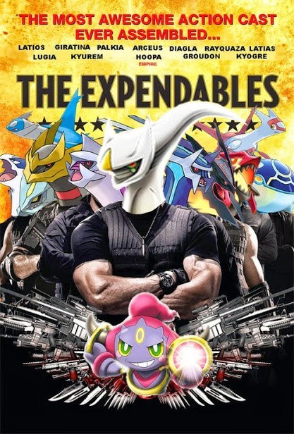 crossover The Expendables - 8474438400