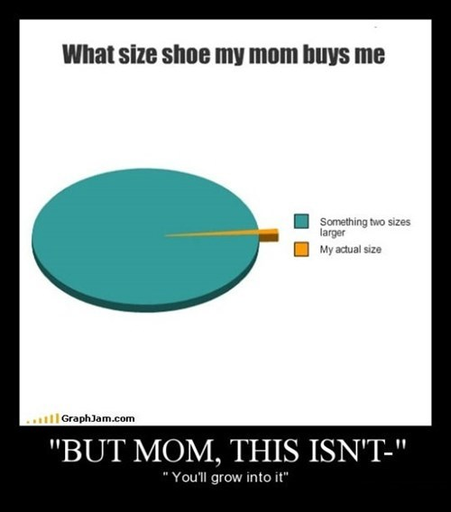 shoes,mom,funny