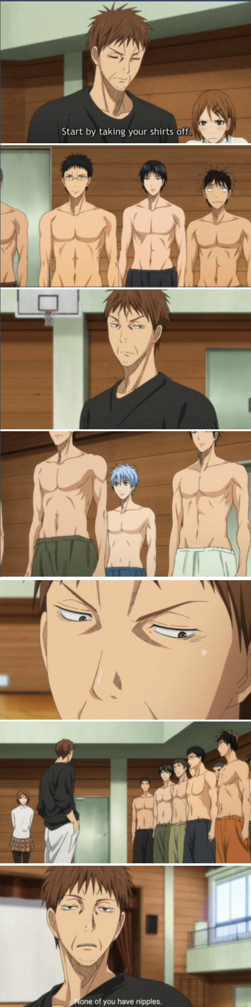 anime memes kurokos basketball no nips