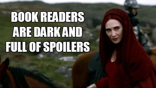 game of thrones book spoilers
