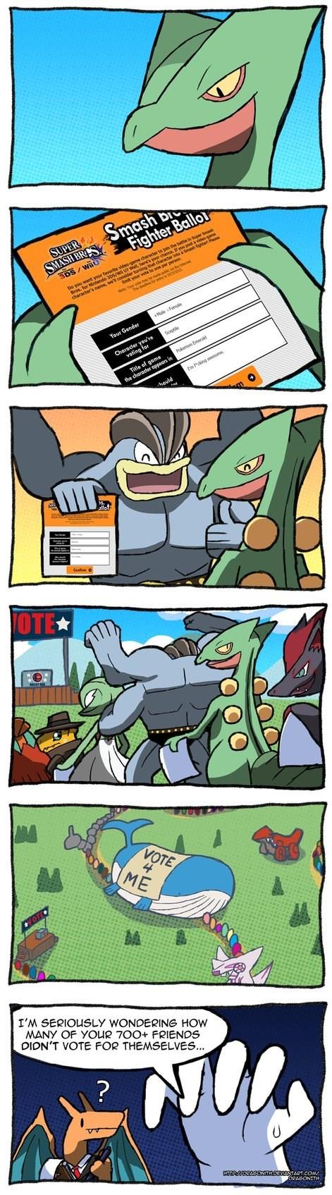 super smash bros Fan Art web comics - 8475197440