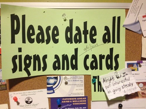 sign,IRL,dating