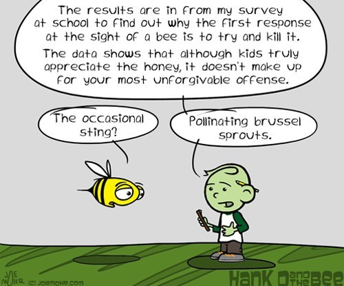 sad but true bees web comics - 8475662336