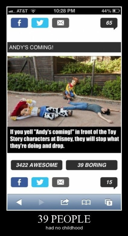 toy story childhood andy funny - 8475898880