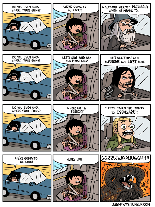 funny-web-comics-frodo-really-is-more-of-a-backseat-driver