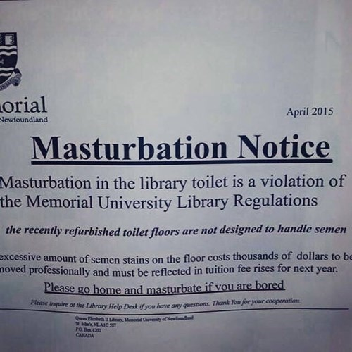 you can't do anything in a library nowadays