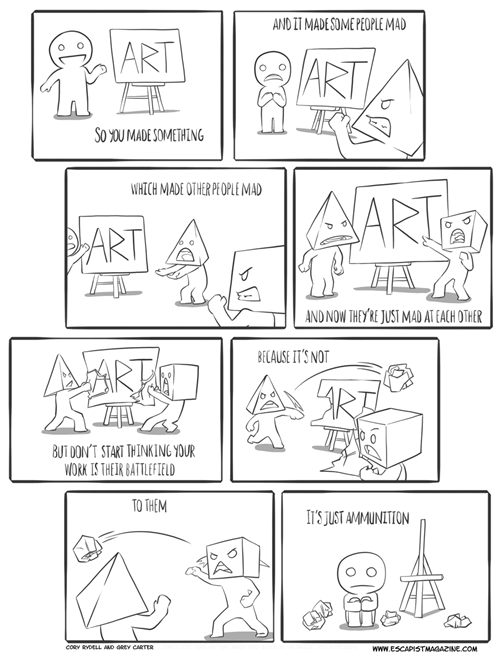 arguments,art,web comics