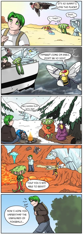 pokemon memes pokeballs reasoning comic