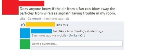 facepalm wifi science failbook g rated - 8476958720
