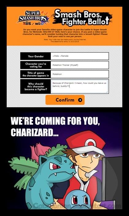 pokemon memes trainer smash ballot