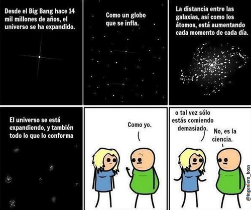 universo en expansion
