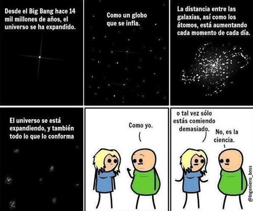 universo en expansion