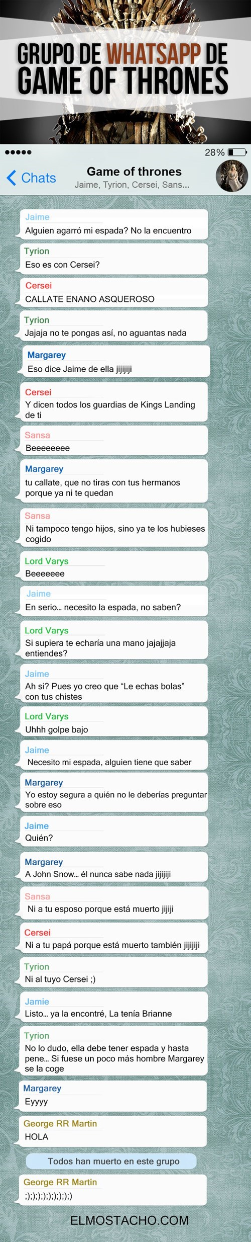whatsapp game of thrones