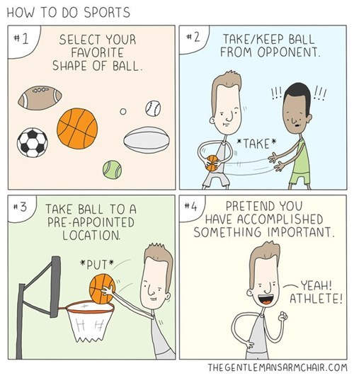 How To Do Sports