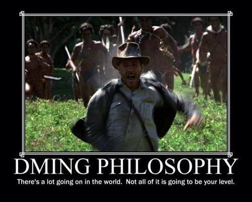 just get the hell out
